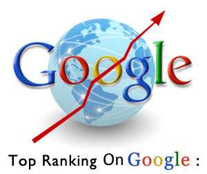 optimize for top rankings on google